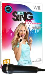 Let's Sing 2016 + Microfono