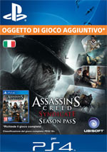 Assassin's Creed Syndicate - Season Pass PS4