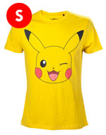 T-shirt Pokèmon - Pikachu Occhiolino - Taglia S
