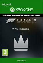 Forza Motorsport 6 - VIP Membership
