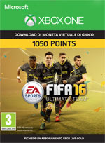 FIFA 16 - 1050 FUT Points XBOX One