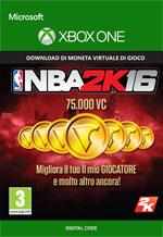 NBA 2K16 75.000 VC