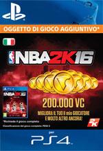 NBA 2K16 200.000 VC