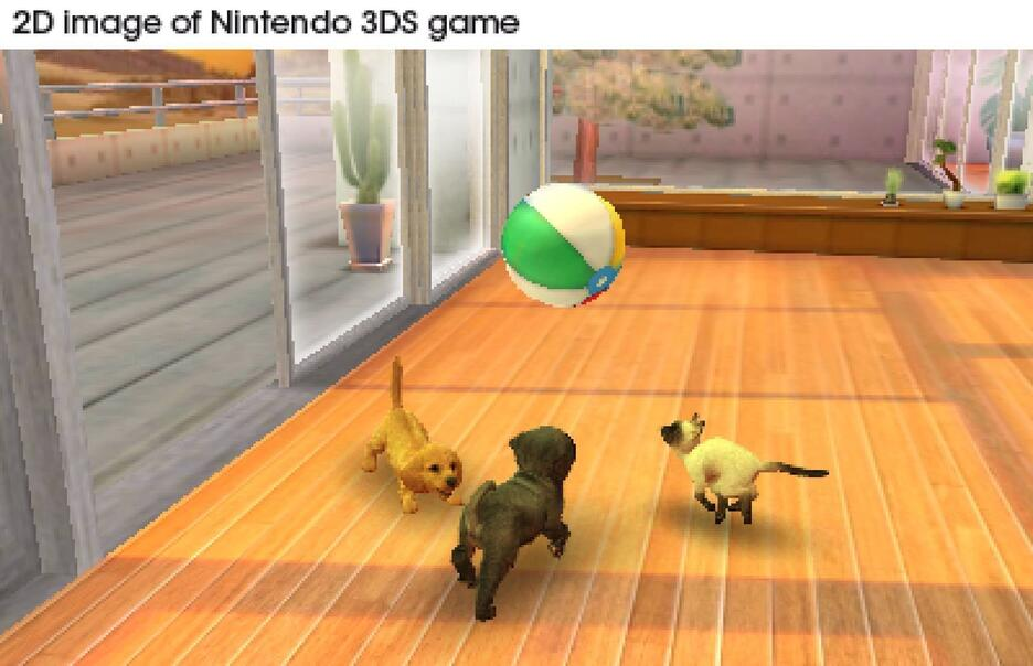 Nintendogs + Cats: Barboncino Nano - Selects