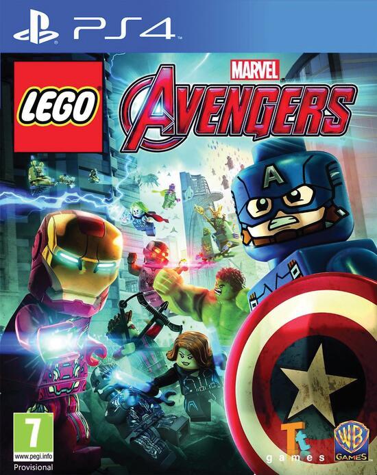 new style 248d8 378b7 LEGO Marvel Avengers | GameStop Italia