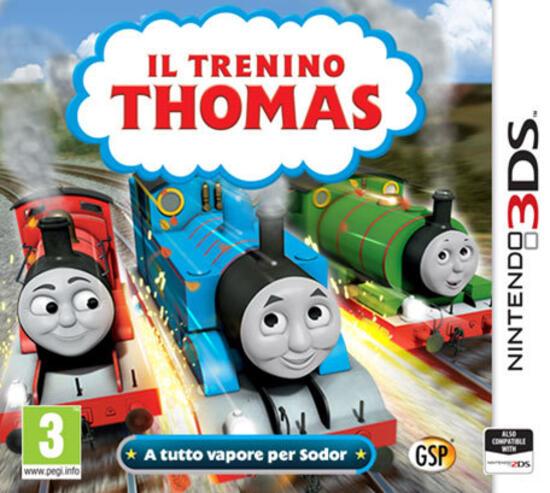 Il Trenino Thomas: A tutto vapore per Sodor