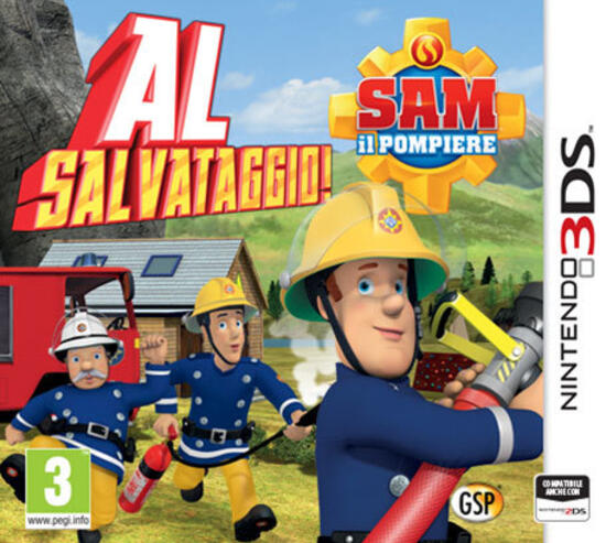 Sam il Pompiere: Al Salvataggio