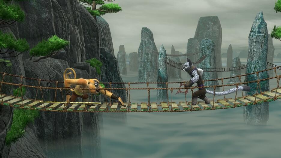 Kung Fu Panda - Scontro Finale Delle Leggende Leggendarie