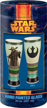 Bicchiere Star Wars - Yoda