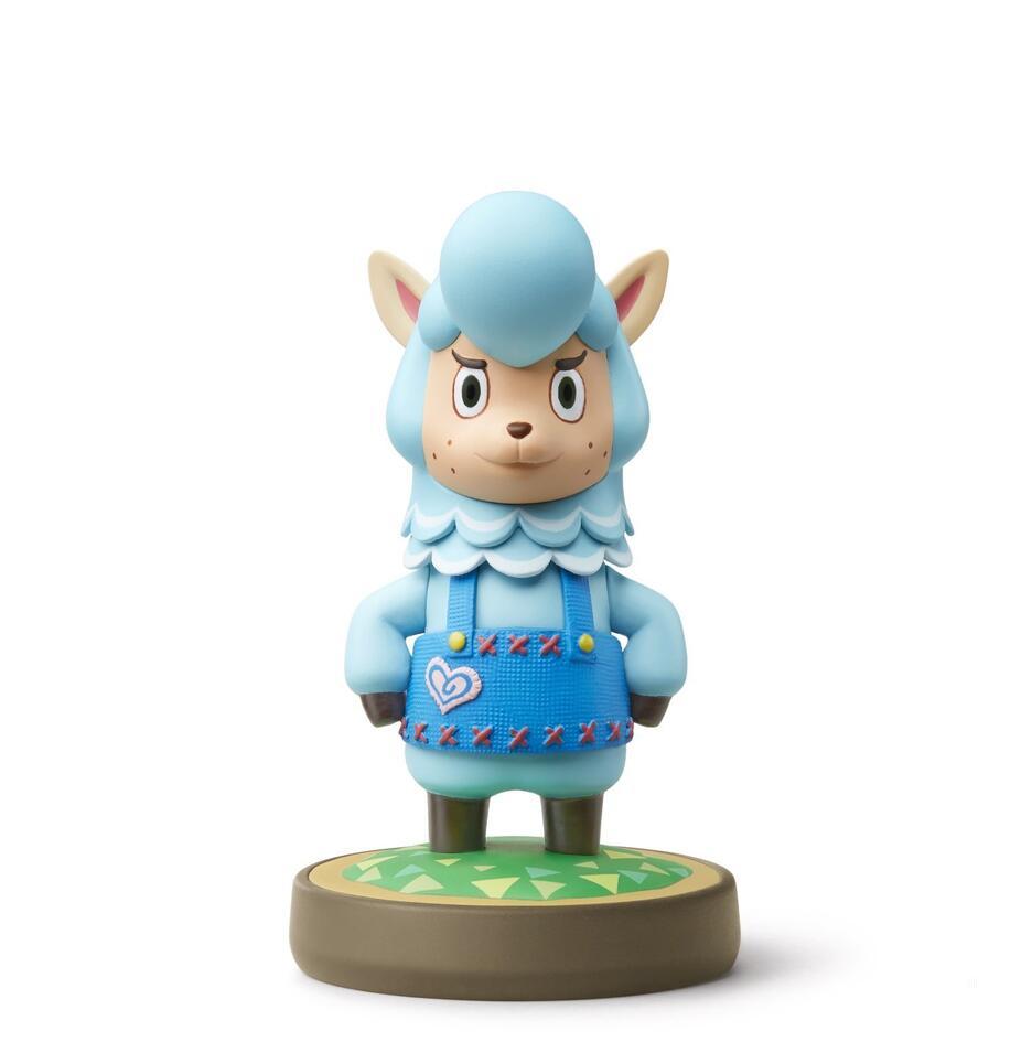 Nintendo Amiibo Pack: Cyrus K.K. Alpaca