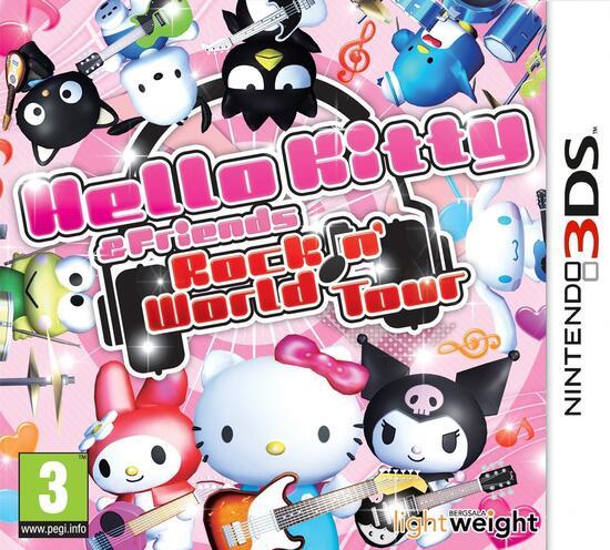 Hello Kitty & Friends: Rock'n World Tour