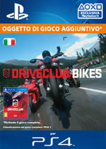 DriveClub - Espansione DriveClub Bikes