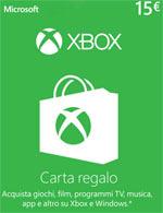 XBOX Live 15€