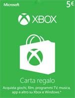 XBOX Live 5€