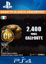 Call of Duty: Black Ops III - 2400 Points