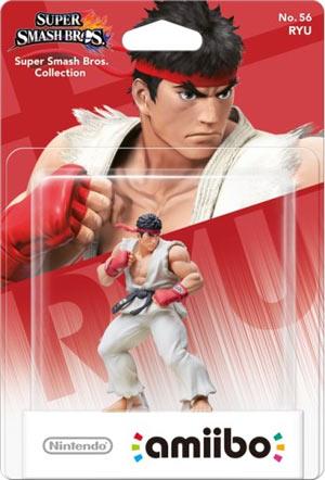 Nintendo Amiibo Ryu