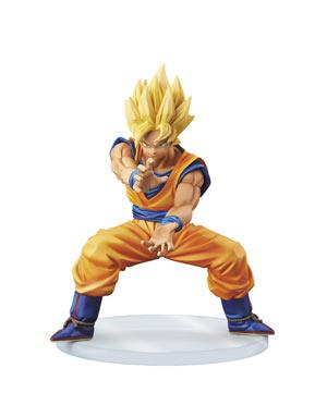action figure goku onda energetica   dragon ball z