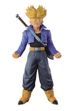 Action Figure Trunks - Dragon Ball Z