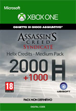 Assassin's Creed Syndicate - Helix Medium Pack