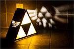 Lampada Zelda Tri-Force