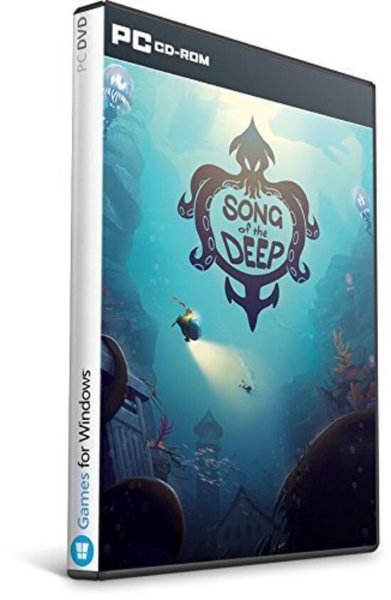 Song of the Deep Esclusiva GameStop