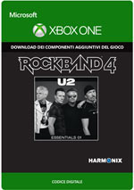 Rock Band 4 - U2 Essentials Pack 1