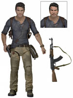 Action Figure Nathan Drake - Uncharted 4