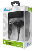 Play & Charge Kit @Play - Xbox 360
