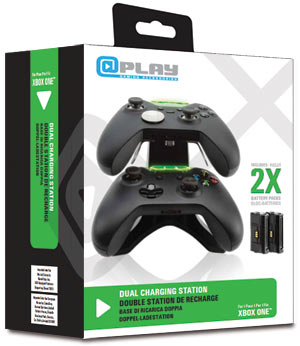 Dual Charging Station USB @Play - Xbox One