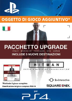 Hitman - Pacchetto Upgrade