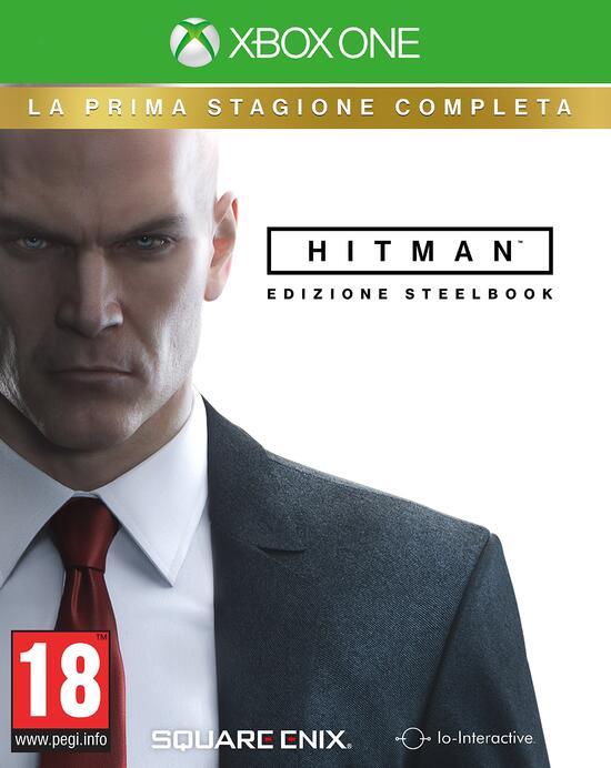 Hitman: La Prima Stagione Completa - Steelbook Edition