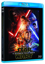 Star Wars VII Il Risveglio della Forza (Blu-Ray Disc)