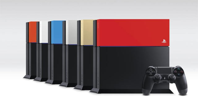 Cover PS4 - Silver