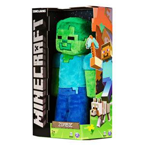 Peluche Minecraft Zombie Gamestopzing Italia