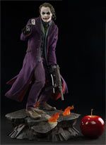 Premium Figure Joker - Batman: Il Cavaliere Oscuro
