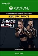 UFC 2 - 1050 Points