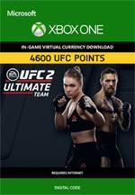 UFC 2 - 4600 Points