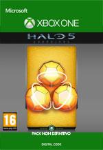 Halo 5: Guardians – 3 Pacchetti REQ Oro