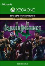 Killer Instinct: Stagione 1 e 2 Double Combo