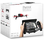 Parrot Bebop 2 Drone + Skycontroller - Rosso