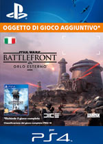 Star Wars Battlefront - Orlo Esterno