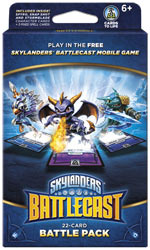 Skylanders Battlecast - Spyro Battle Pack