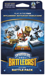 Skylanders Battlecast - Trigger Happy Battle Pack