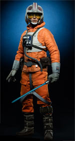 Action Figure Luke Skywalker - Star Wars Episodio V