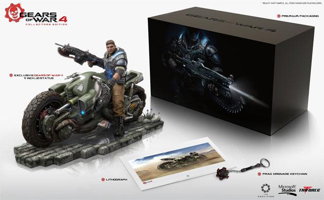 gears of war 4 collectors edition gamestop italia
