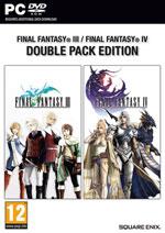 Final Fantasy III e IV - Bundle