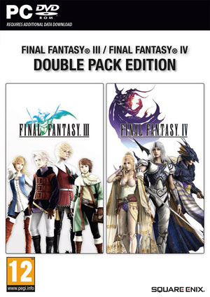 Final Fantasy III e IV - Bundle