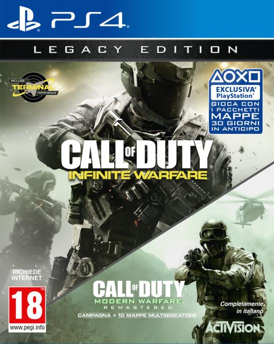 Call of Duty: Infinite Warfare - Legacy Edition
