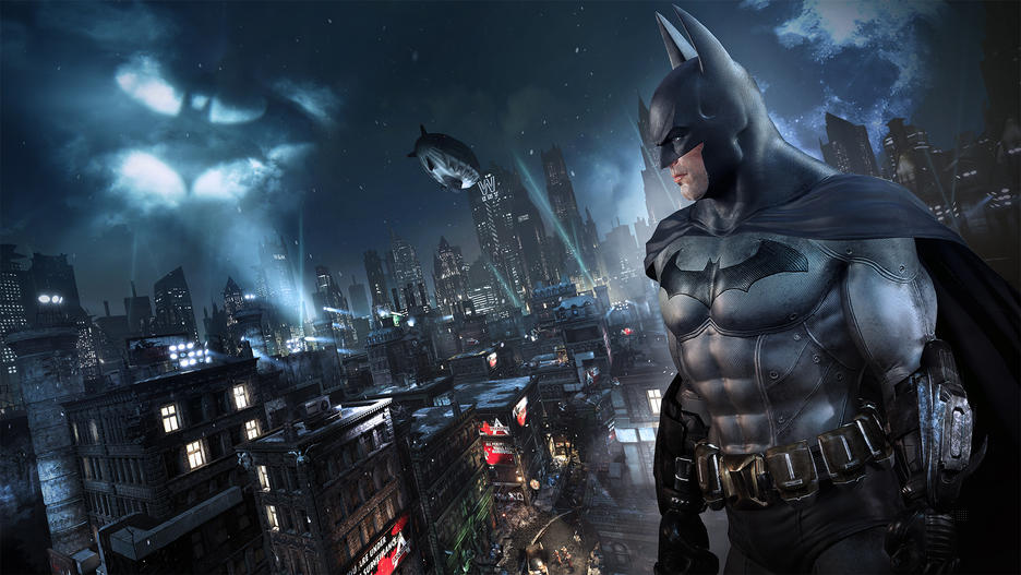 Batman: Return to Arkham HD Collection
