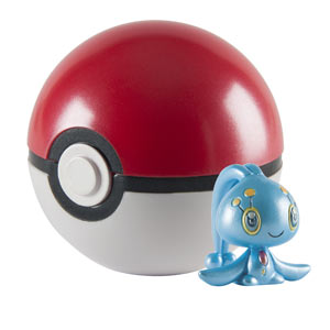 Pokémon - Poké Ball Manaphy Esclusiva GameStop